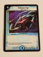 Duel Masters cards Scissor Eye Gel Fish Evo Crushinators of Doom DM02