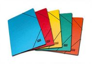File folder prespan Skag with elastic cord 25x35