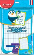 Ardoise Maped efacable whiteboard A4