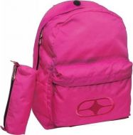 No Fear backpack bag 347-39034 with pencil case