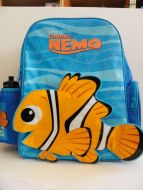 Backpack school bag NEMO fish by Disney Pixar boys girls
