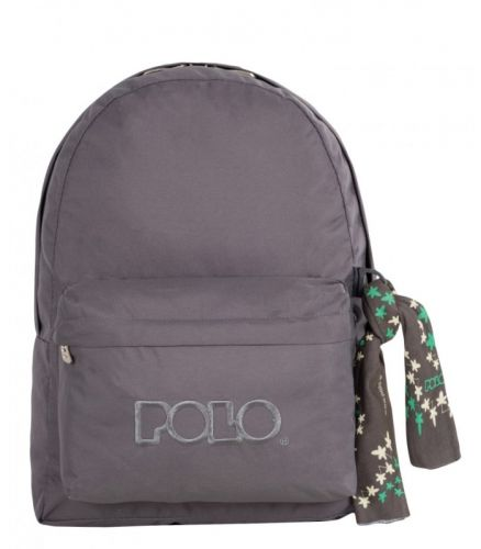 POLO backpack with scarf double school bag 901235 09