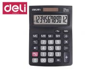 DELI CALCULATOR 1519A SCHOOL OFFICE SUPPLY 12 digits 14.6x10.3x3.2 cm