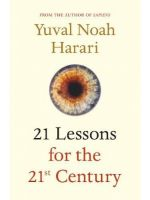21 LESSONS FOR THE 21ST CENTURY PB,Harari,Yuval Noah