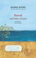 Novel and Other Poems Paperback,George Seferis Greek literature