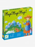 Hop! Hop! Hop! by Djeco toy game boys girls age 4+