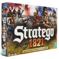 Stratego 1821 classic game of battlefield strategy age 8+