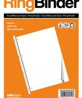 Refill papers A4 lined 50 sheets