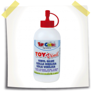 TOY COLOR Vinyl glue bottle 100 ml