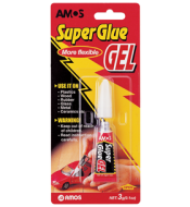 Amos Super Glue Gel 3gr