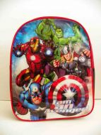 Avengers Marvel heroes backpack mini boys