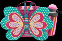 LUNCH BAG BOX Polo Animal Junior isothermal butterfly 9-07-123-61