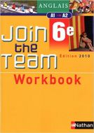 Join the team workbook 6e Nathan 9782091738161