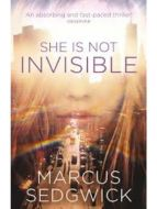 She is Not Invisible  Marcus Sedgwick