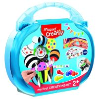 Maped M907005 Sticker & Colouring Set My First Assorted Colours