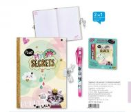 MOSES DIARY SECRETS GIRL WITH UV PEN M30737