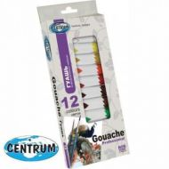 Gouache Centrum 12 tubes/12 ml