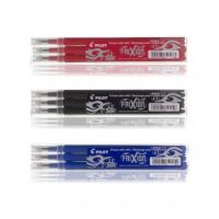 PILOT pen FRIXION CLICKER 0.7mm ReFill (Pack of 3)