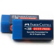 FABER-CASTELL - Pencil Eraser dust-free 187170