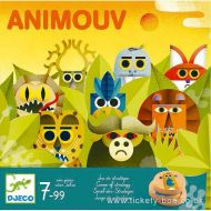 Animouv by DJECO 8446 toy game family game 7+