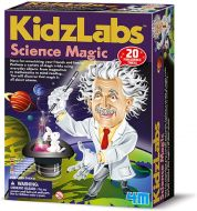 4M Kidz Labs Science Magic 20 fun science tricks toy kids